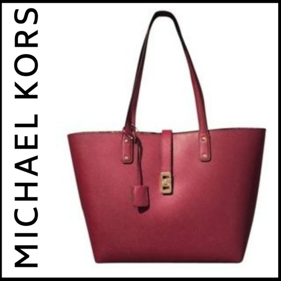 28ead5c24390 MICHAEL Michael Kors Bags | Nwt Michael Kors Pebbled Leather Tote In ...
